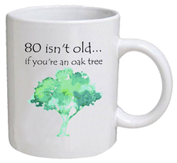 COFFEE MUG - tree - 80
