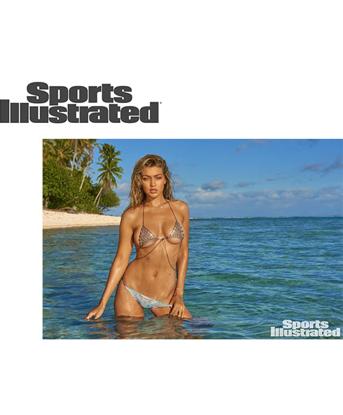 Malia Jones on Sports Illustrated