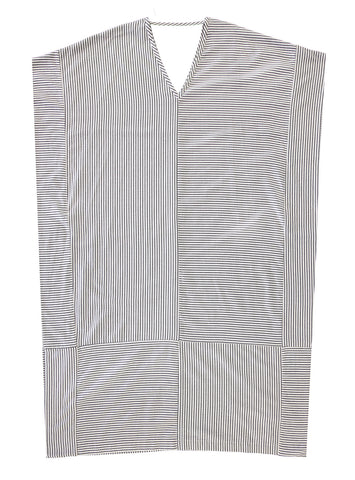 Long Striped Classic Kaftan