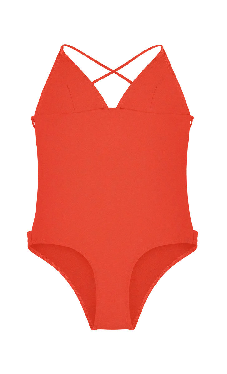 Triangle Top One Piece