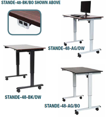 Electric Adjustable Height Desks