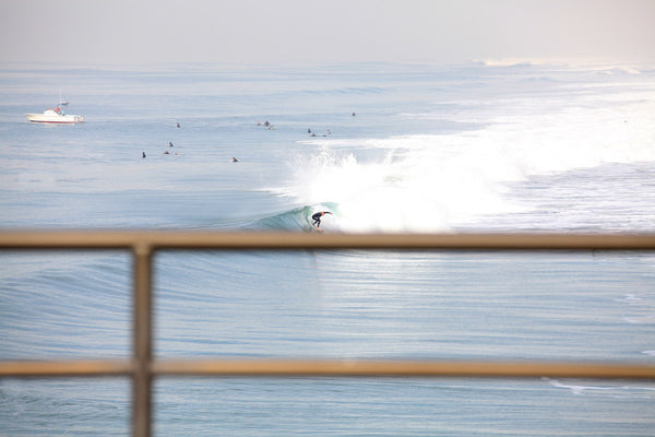Surfing the rail