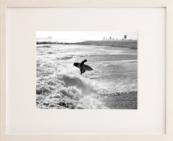 Newport Surfer