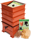 Worm Factory For Sale-4 Tray - Buckeye Organics