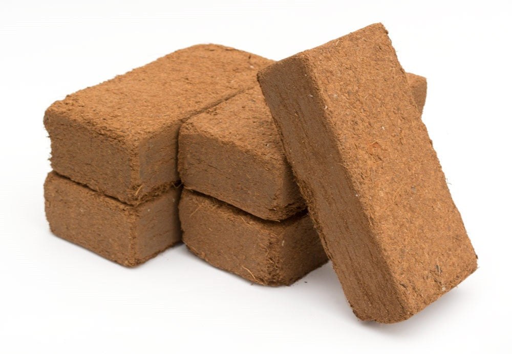 Coco Coir -650g Bricks- 1, 5, 10 Packs