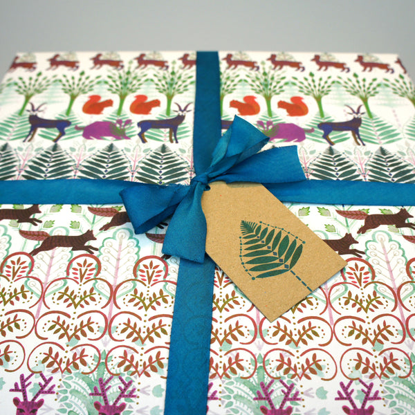 Native Trees Gift Tags