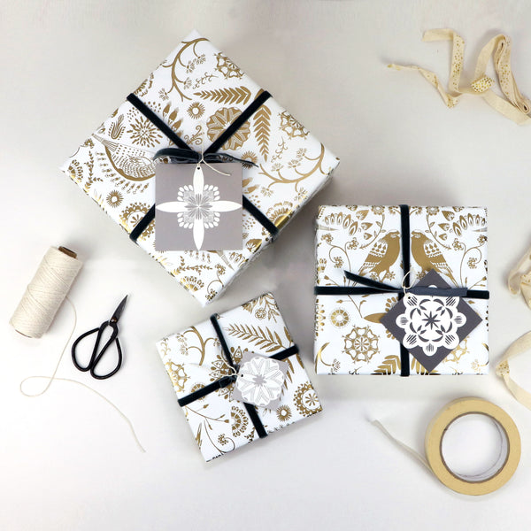 Eudaimonia Wrapping Paper