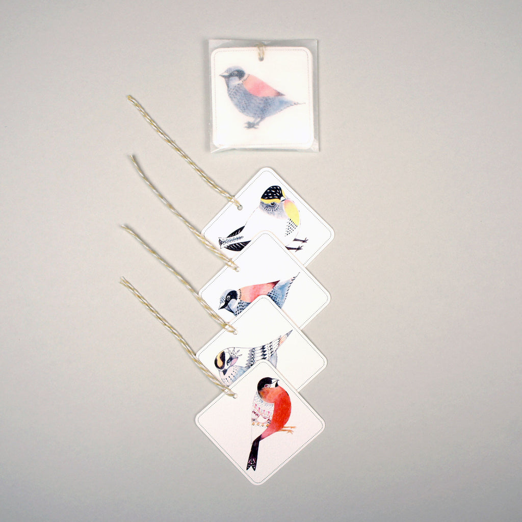 Tiny Bird Gift Tags