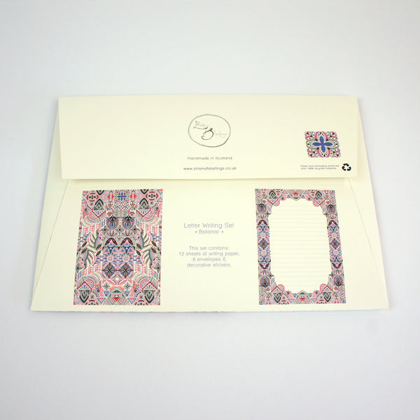 Botanist Letter Writing Set