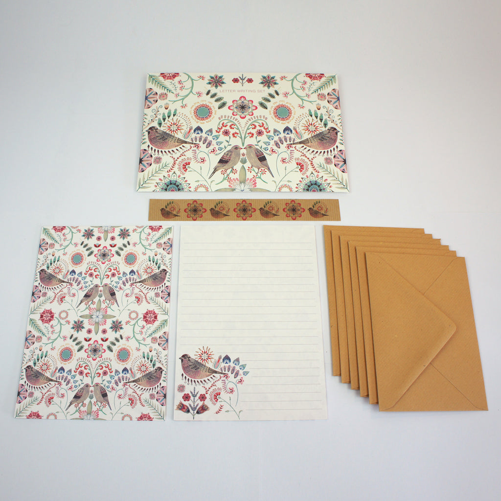 Eudaimonia Letter Writing Set