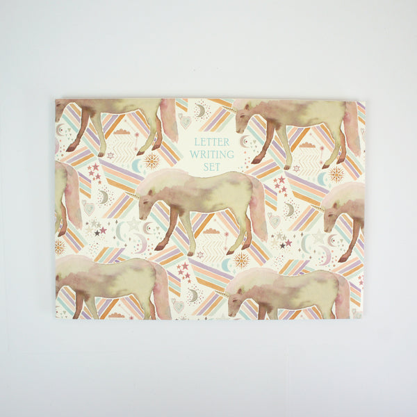 Unicorns Letter Writing Set