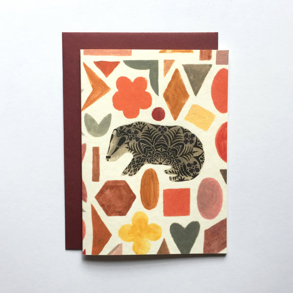 Complexities Badger Card