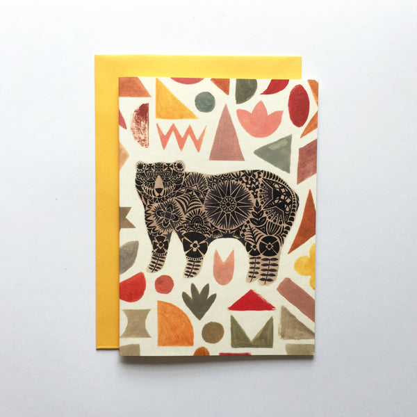 Complexities Bear Card