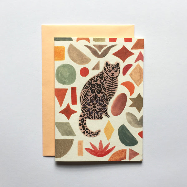 Complexities Cat Card
