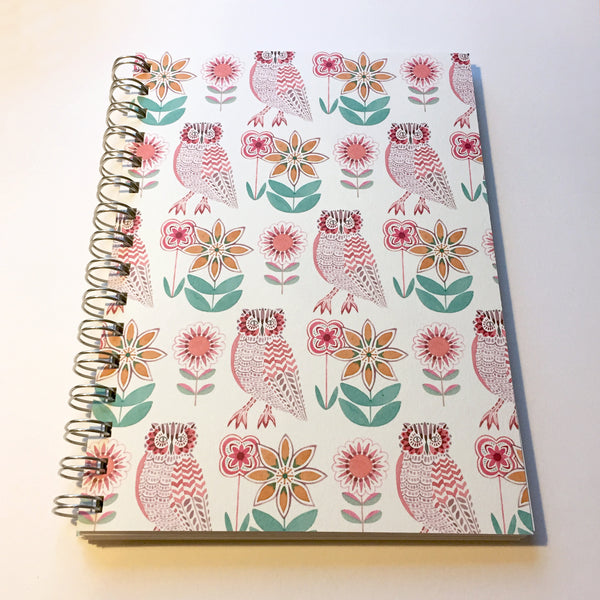 A5 Lined Notebook - Colour of a Story
