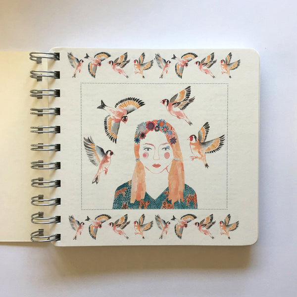 Goldfinch Girl 2019/2020 Diary