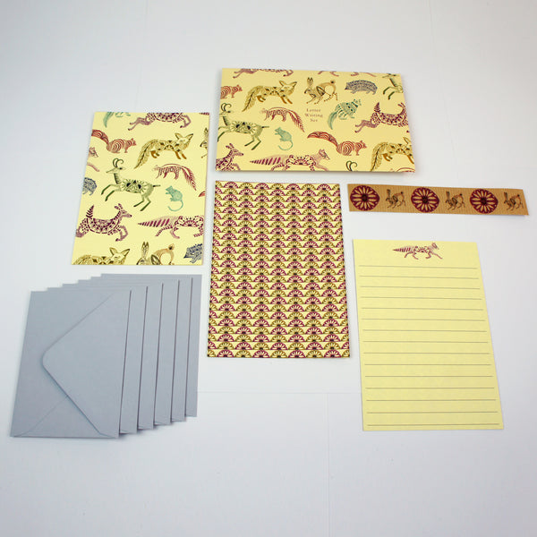 Metallic Sonatas Mini Letter Writing Set