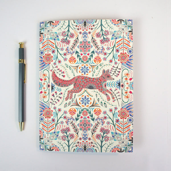 A5 Plain Notebook - Noli Flere