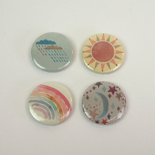 Weather Badges