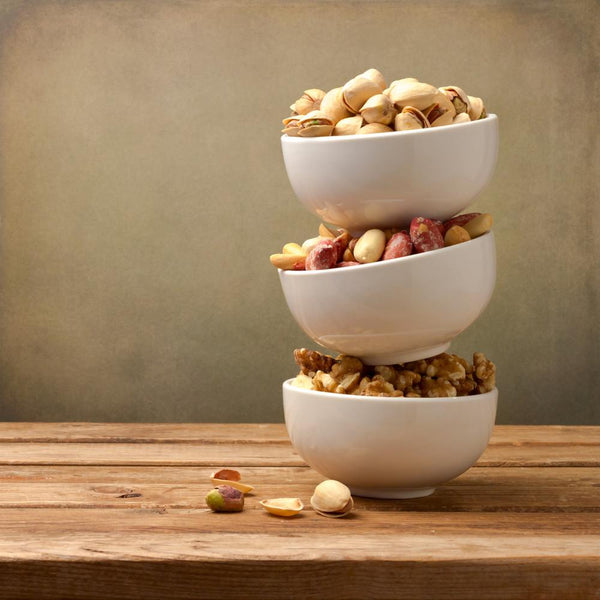 Go Nuts for Nuts