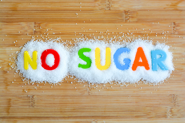 Kicking the Sugar Habit