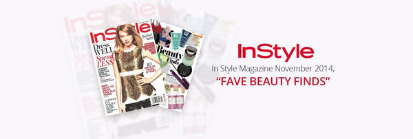 InStyle Fave Beauty Finds-OZNaturals