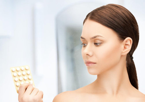 Oral Contraceptives and Your Skin-OZNaturals