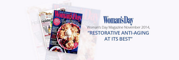 Women's Day Restorative Anti-Aging at it's Best-OZNaturals