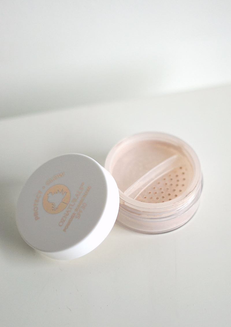Protect + Glow Broad Spectrum SPF 30 Powder Sunscreen