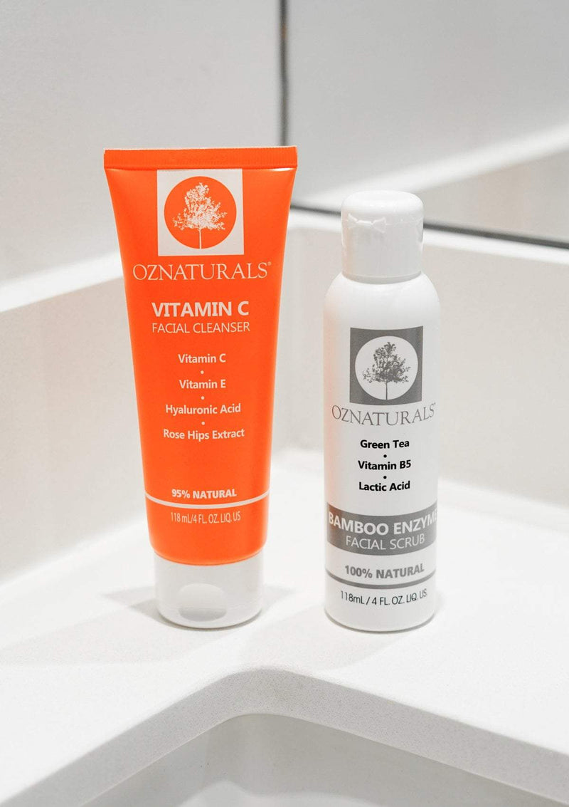 Vitamin C Exfoliating Duo