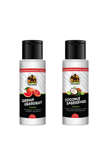 Shampoo Duo, 2oz