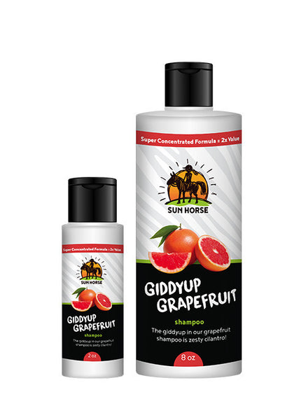 Giddyup Grapefruit Shampoo Bundle