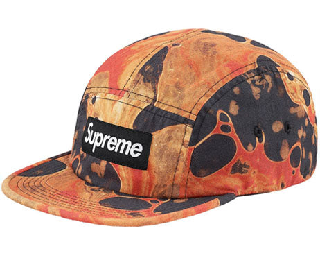 Supreme Blood & Semen Camp Cap (BLACK)