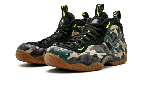"Nike Air Foamposite Pro PRM ""Green Camo"""