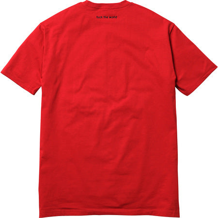 Supreme FTW Tee (RED)