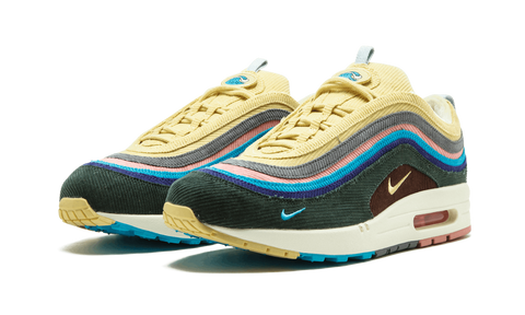 NIKE AIR MAX 1/97 VF SW SEAN WOTHERSPOON (WITH LACES)