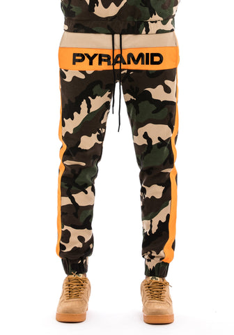 Black Pyramid Block Pant (CAMO)