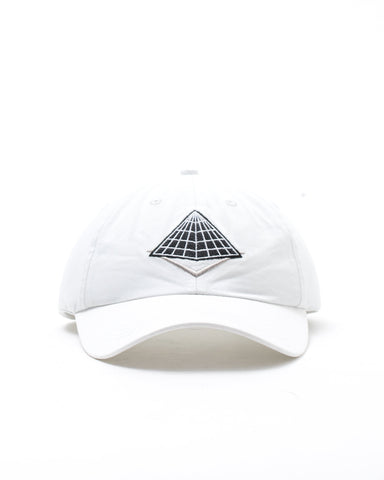 Black Pyramid BP Logo Cap (WHITE)