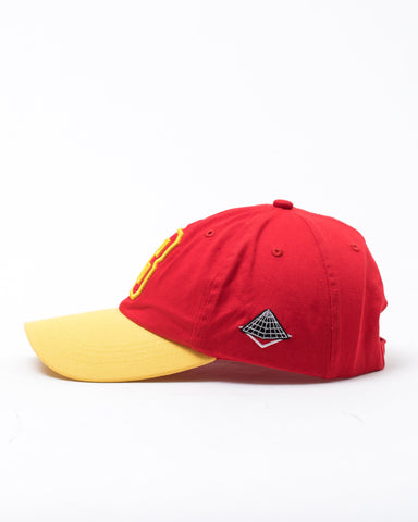 Black Pyramid BP Logo Cap (RED)