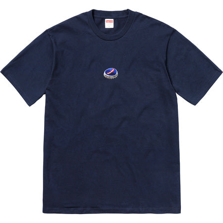 Supreme Bottle Cap Tee (NAVY)