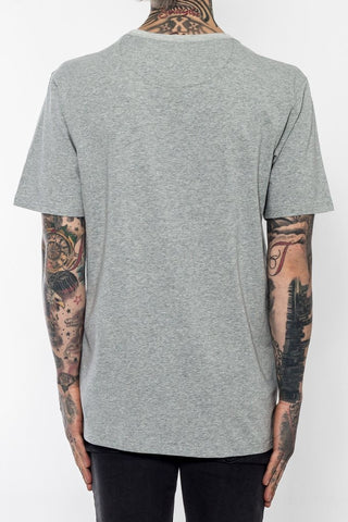 Black Pyramid Paint Grenade Tee (GRAY)