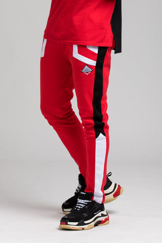 Black Pyramid Cut and Sew Track Pant