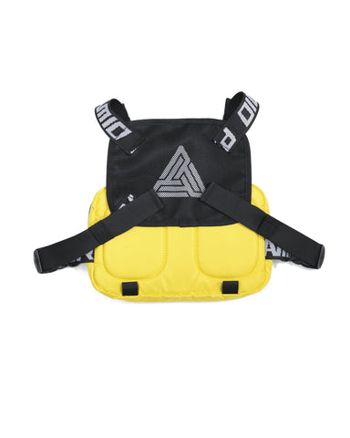 Black Pyramid Chest Rig (Yellow)