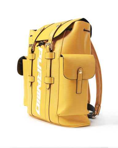 Black Pyramid Epi Lux Backpack (Yellow)