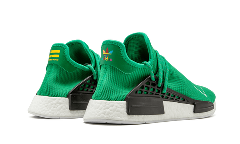 ADIDAS PHARRELL HU RACE NMD (GREEN)