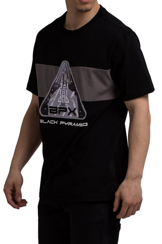 Black Pyramid BPX Space Tee (BLACK)