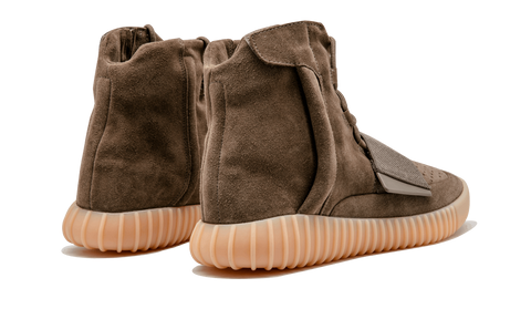 "ADIDAS YEEZY BOOST 750 ""LIGHT BROWN/CHOCOLATE"""