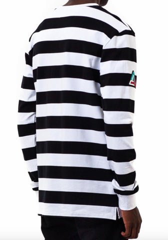 Black Pyramid BP Striped Shirt