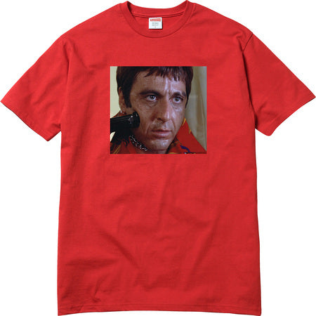Supreme Scarface Shower Tee (RED)