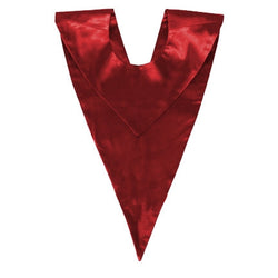 Red Choir V-Stole